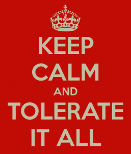 © T. Randolph and Friends | Lawrence Media | Tolerance vs Love